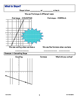 Linear Functions and Scatter plots