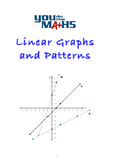 Linear Graphs and Patterns