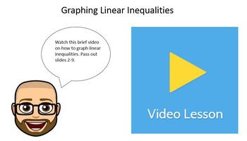Linear Inequalities Bundle - Everything You Need!