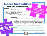 Linear Inequalities Graph Match (3-in-1 Activity!)