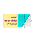 Linear Inequalities Practice