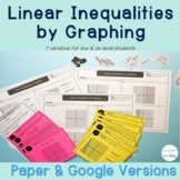 Linear Inequalities by Graphing