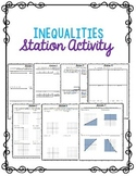 Linear Inequality Station Activity