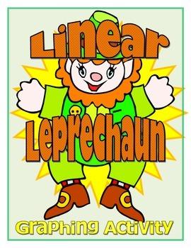 Linear Leprechaun Graphing Activity