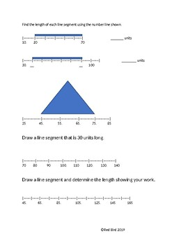 Linear Measurement (Texas TEKs 2.9)
