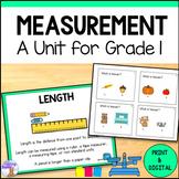 Linear Measurement Unit (Grade 1)