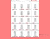 Linear-Non Linear 2 Worksheet