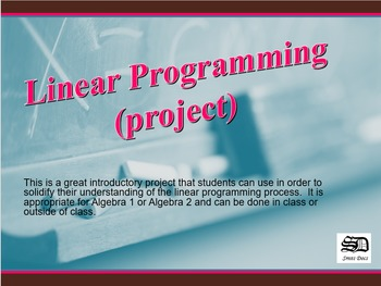Linear Programming (project)