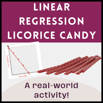 Linear Regression Review Activity With Candy