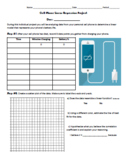 Linear Regression Cell Phone Project