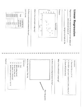Linear Regression INB Notes
