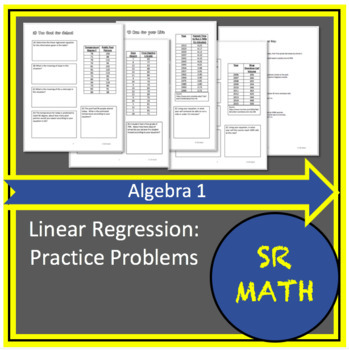 Linear Regression Practice Problems