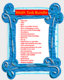Linear Relationships Math Task/Project COMPLETE LESSON PLAN (Math TEK 7.7A)