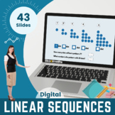 Linear Sequence - 9th - 10th grades, GCSE