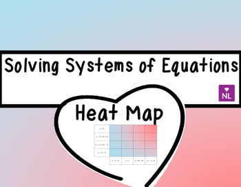 Solving System of Linear Equations (Heat Map)