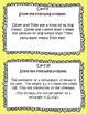 Linear Systems Word Problems with Calculator Notes