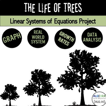 Linear Systems of Equations Project - The Life of Trees