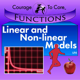 Linear and Non-Linear Models (LF4): 8.F.B.5, HSN.Q.A.2...