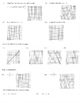 Linear equations (inequalities) quiz, test, review, practi