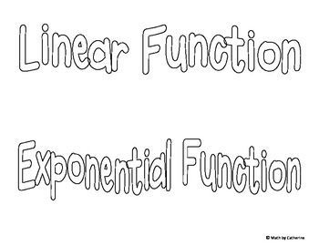 Linear or Exponential Sorting Game