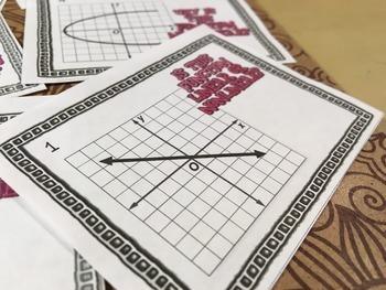 Linear or Nonlinear Mini Task Card Set