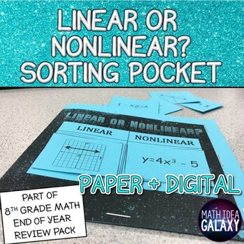 Linear or Nonlinear Activity with Sorting Pocket