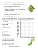 Linear programming 2 - Corn & Soybeans