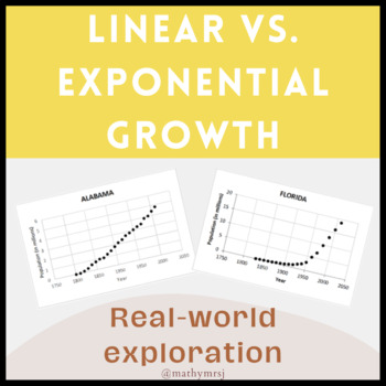 Linear vs. Exponential Functions Exploration