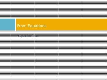 Linear vs. Nonlinear