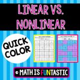 Linear vs. Nonlinear Quick Color