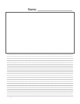 Lined Paper for Writing