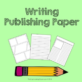 Lined Writing Publishing Paper