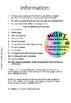Editable Teacher Planner Template: Linen Gold and Navy