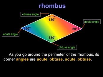 Lines, Angles, and Polygons