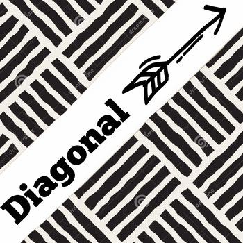 Lines: Diagonal