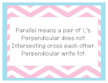 Lines Song - Parallel, Perpendicular, & Intersecting Lines!