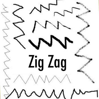 Lines: Zig Zag