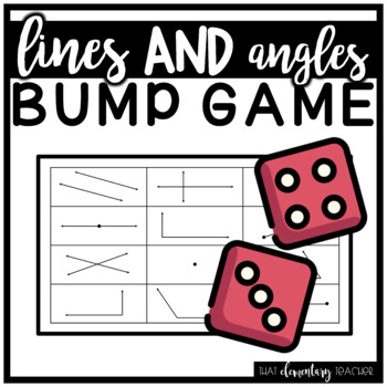 Lines and Angles BUMP Game