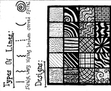 Lines and Designs Handout