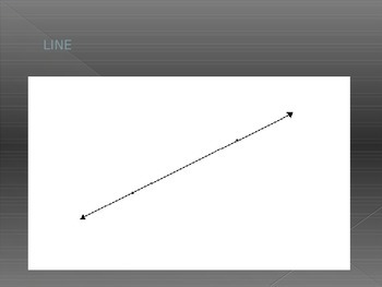 Lines and Line Segments