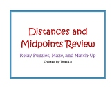 Lines and Midpoints Mazes and Puzzles Review!