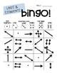 Lines and Segments Bingo