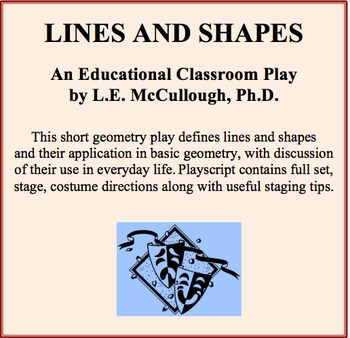 Lines and Shapes - A Geometry Play