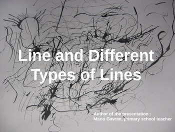 Lines and Types of Lines