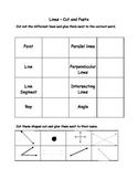 Lines, line segment and angles