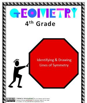 Lines of Symmetry Lesson Plan