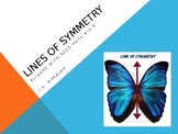 Lines of Symmetry, Interactive PowerPoint - 4.G.3