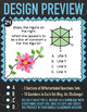 Lines of Symmetry Activity For Google Classroom Math ★ 4th Grade Symmetry ★ 4.G3