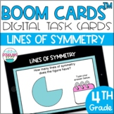 Lines of Symmetry BOOM CARDS™ Digital Task Cards