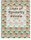 Lines of Symmetry Review/Assessment